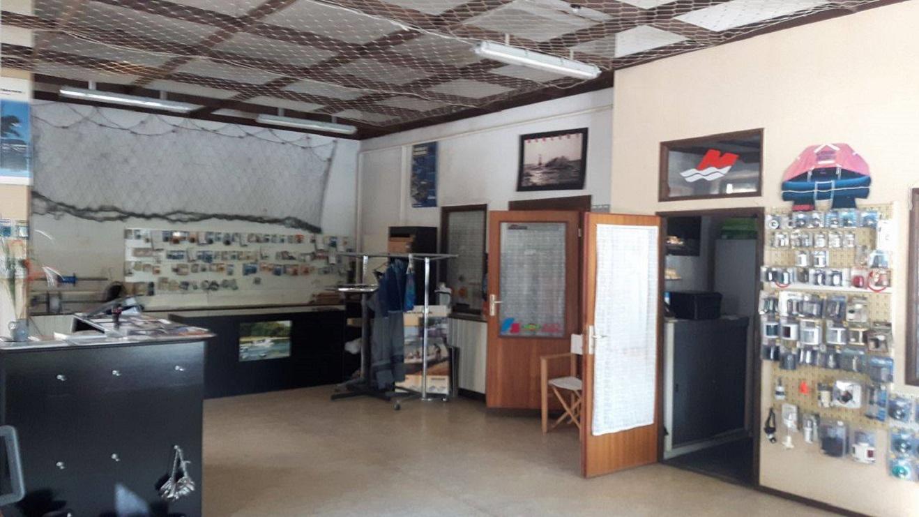 Baja, Üzlethelyiség Extrák: Riasztó